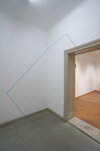 """""""Der Dritte Raum"""", galerie weisser Elefant, 2020"""